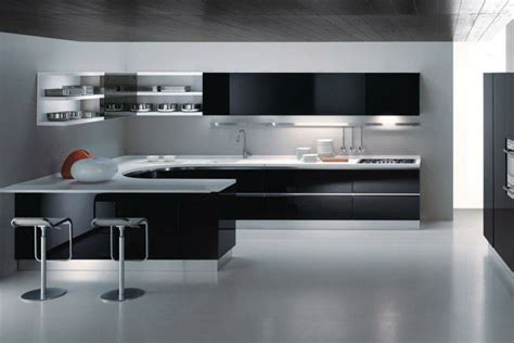 modern furniture 2014 easy tips for small kitchen cocinas blancas y negras 50 ideas geniales a considerar