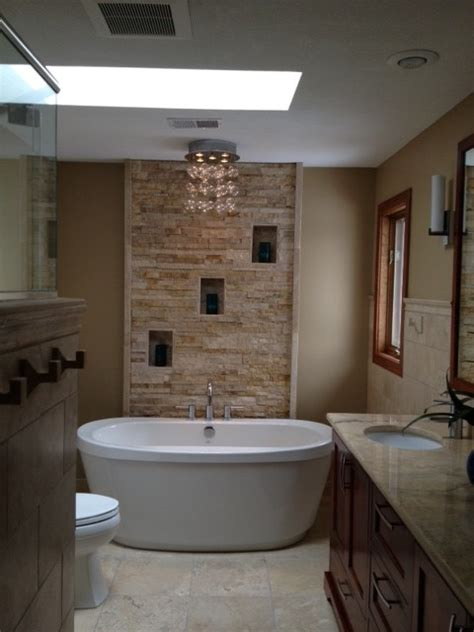 master bathroom ideas houzz our new master bath and powder room