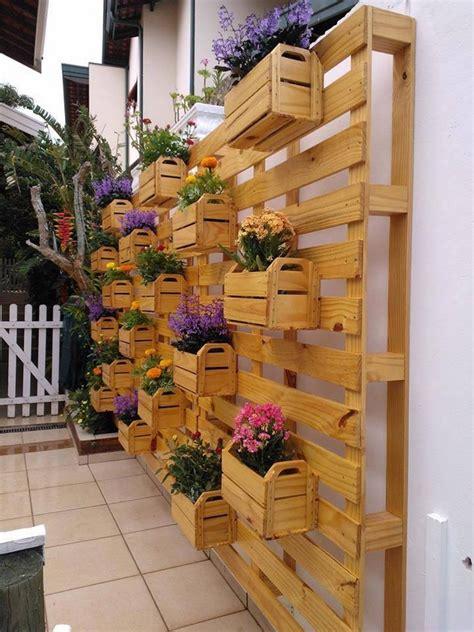 wood garden wall 21 vertical pallet garden ideas for your backyard or balcony