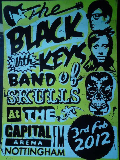 poster design nottingham 68 best the black keys posters images on pinterest black
