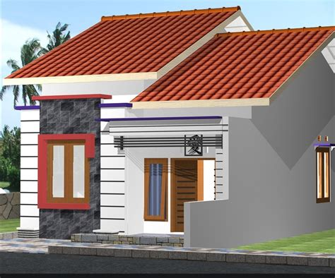 Minimal Interior by Desain Atap Rumah Minimalis Modern Idea Rumah Idaman