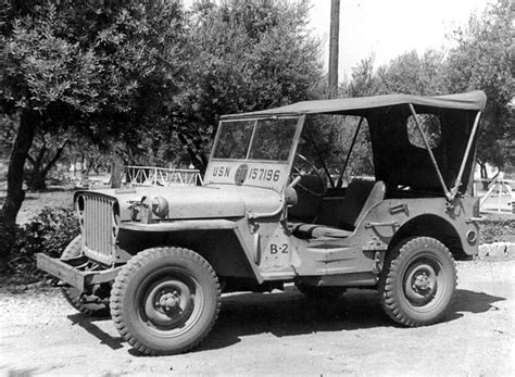Surplus Jeeps Gt350lady Wwii Navy Surplus Ford Jeep