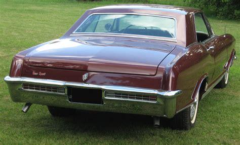 buick riviera restoration 1965 buick riviera gs restoration