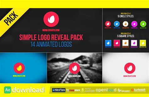 Ae Project Logo Pack All Videohive Profesional stings archives free after effects template videohive projects