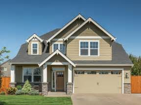 craftsman style home plans narrow lot house design ideas single story