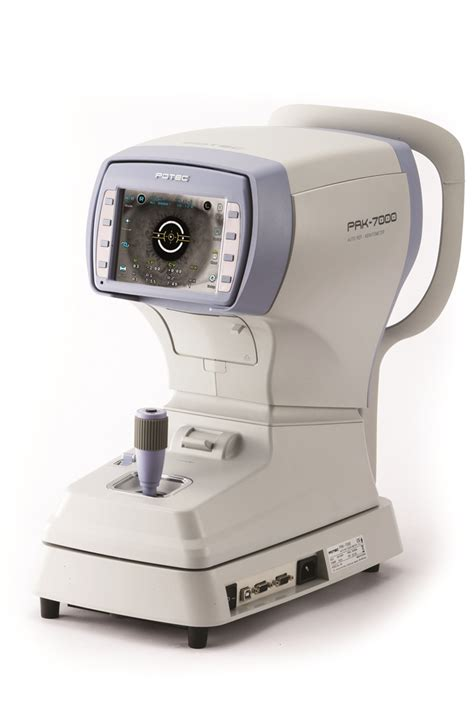 Auto Refraktometer Autorefractor Genggam Keratometer potec co ltd potec prk 7000 autorefractor keratometer rfpo02 000