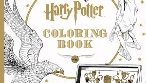 harry potter coloring book filled in awesome harry potter coloring book filled with your