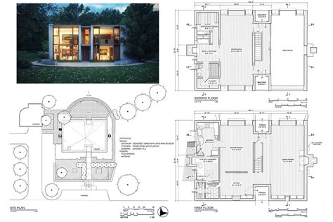 esherick house section louis kahn house google 搜尋 louis kahn pinterest
