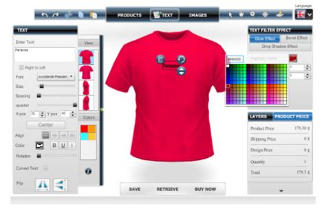 10 best online t shirt design tool companies for 2015