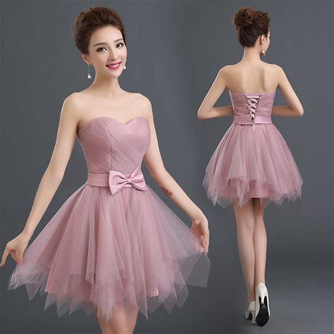 Dress Forever Koreanstyle aliexpress buy 2016 new sale robe de soiree korean style strapless dress