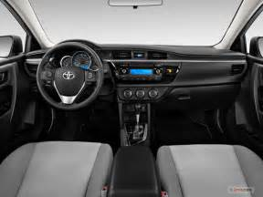 Dash Mat 2015 Corolla 2015 Toyota Corolla Pictures Dashboard U S News Best Cars