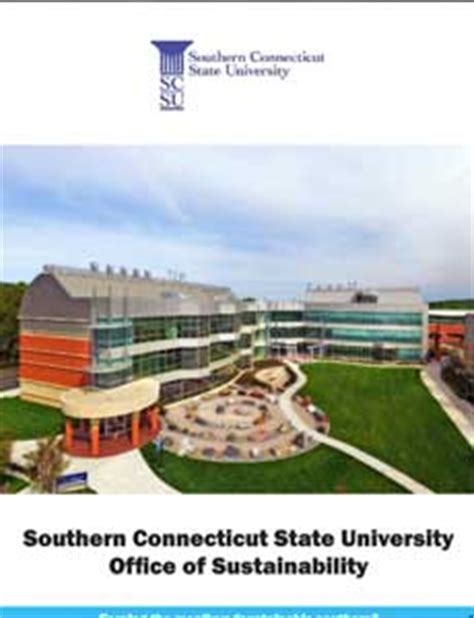 Mba Southern Connecticut State by Southern Connecticut State Office Of