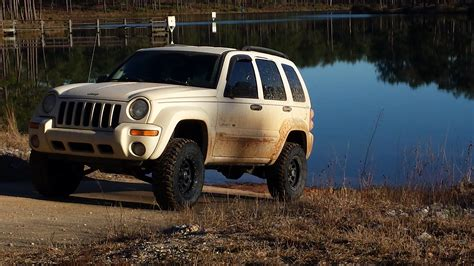 jeep liberty limited lifted gallery for gt lifted white jeep liberty