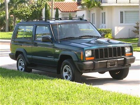 99 Jeep Sport Buy Used 1998 97 99 00 Jeep Sport 4x4 One Owner 2