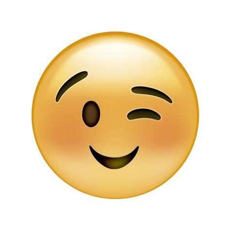 image gallery wink smile emoji wink small smile giclee print by ali lynne