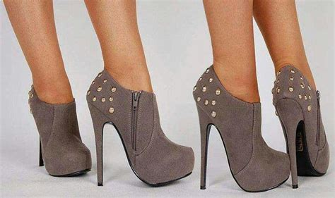pretty high heel shoes pictures high heel ankle boots boots