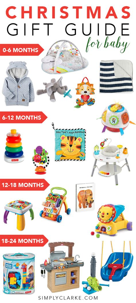 christmas gifts for babies 6 12 months life style by