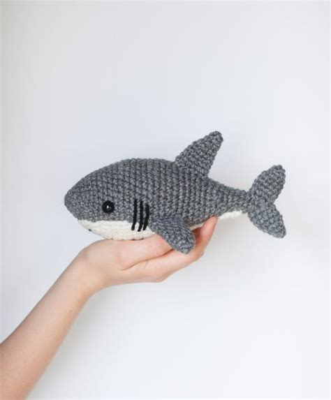 amigurumi shark pattern pattern crochet shark pattern amigurumi by