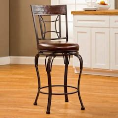 Portland Swivel Counter Stool by Accent Furniture Kohl S
