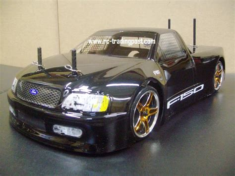 ford f150 custom painted epx rc drift car 1 10 rtr 4wd waterproof 2 4g ebay