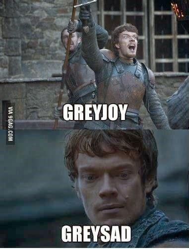 Memes Game Of Thrones - gameofthrones greyjoy greysad p game of thrones memes
