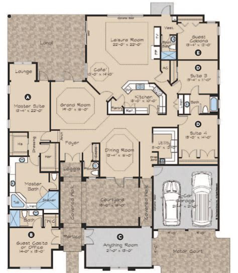 multigenerational homes plans multigenerational house plans multigenerational house