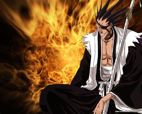 bleach full hd bleach zaraki kenpachi full hd wallpaper for desktop
