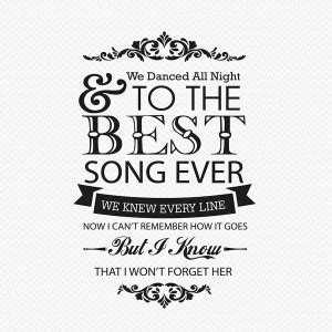 best party song ever lyrics one direction song quotes drawings quotesgram