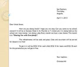 Business Letter Format Grade of friendly letter format business sample friendly letter format