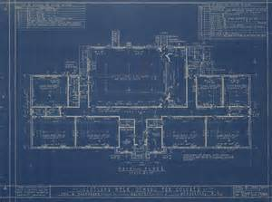 building blueprints school blueprint drawings