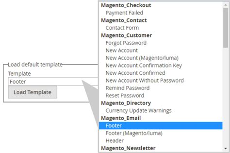 how to customize email template transactional email in