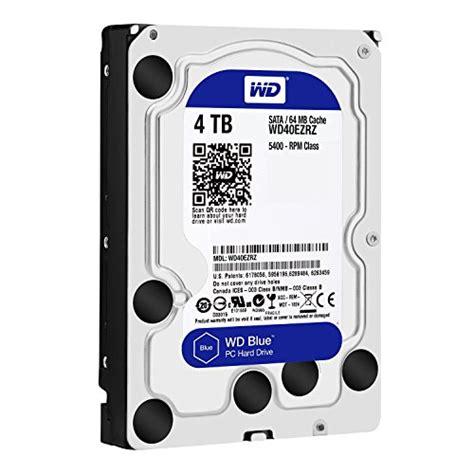 Hardisk Wd 4tb wd blue 4tb desktop disk drive 5400 rpm sata 6 gb s import it all