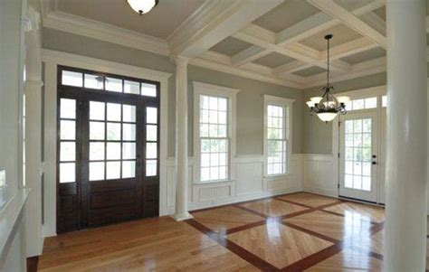 coffered ceiling paint ideas ceiling and wainscot wainscoting more pinterest