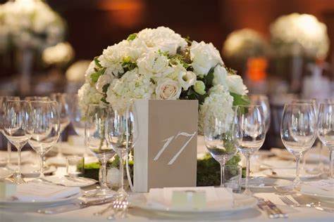 simple wedding centerpieces for long tables beautiful