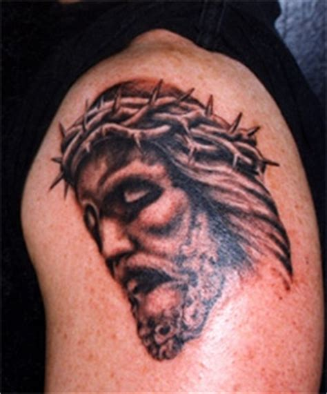 vinnie myers tattoo vinnie myers jesus