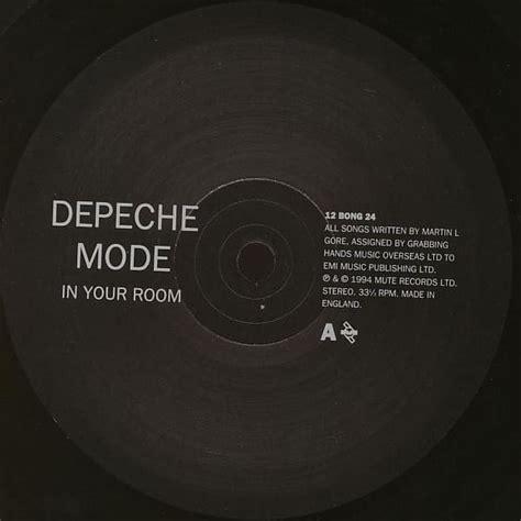 in your room depeche mode depeche mode depeche mode quot in your room quot 1993