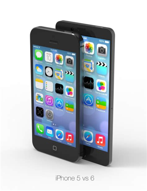 Apple Iphone 6 Ukuran 47 Inch New new iphone 6 with 4 7 inch display created by alex casabo concept phones