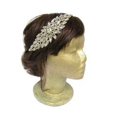 Wedding Hair Accessories Hull by Roaring 20s Hair On Flapper Hairstyles 1920s
