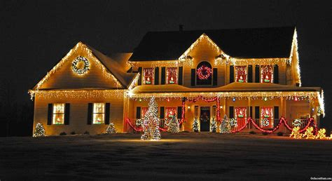 lights in a house 10 weird christmas traditions from around the world cammy