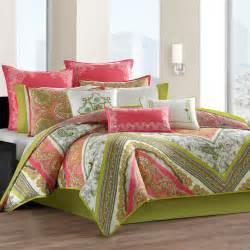 echo design gramercy paisley comforter set ebay