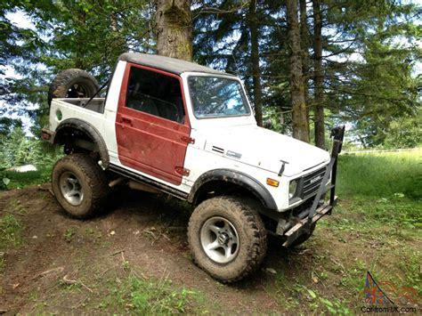 Suzuki Diesel For Sale 1987 Suzuki Samurai 4x4 Diesel 2 2 Mercedes