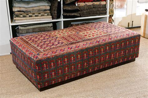 indian ottoman furniture ottoman vintage indian textiles at 1stdibs