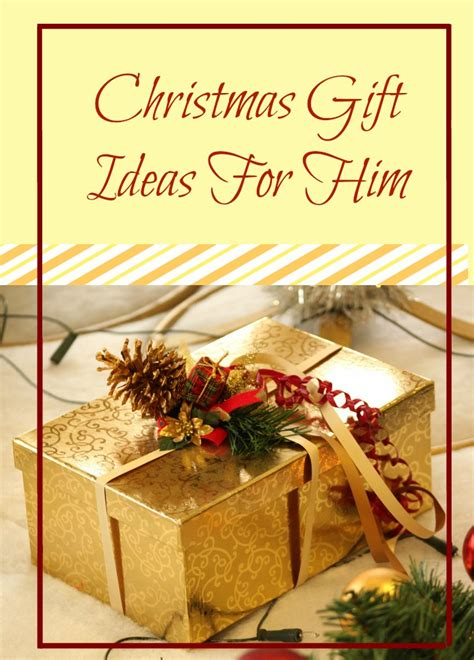 christmas gift ideas for him love hope adventure