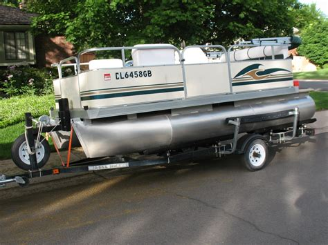 pontoon boat sizes good size motor for a 14ft pontoon boat the hull truth
