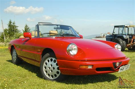 1991 Alfa Romeo by 1991 Alfa Romeo Spider 2 0