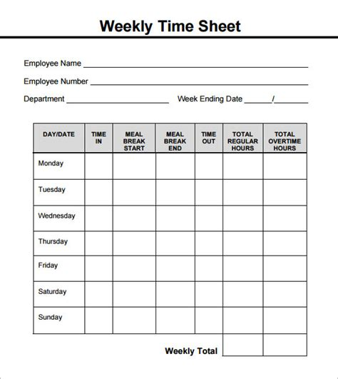 employee timesheet template free basic bi weekly timesheet template templates resume