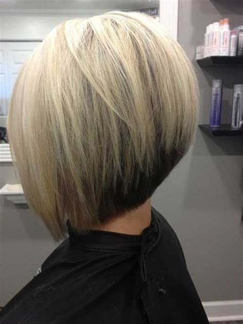 reverse layered haircut 16 cool and edgy black blonde hairstyles pretty designs