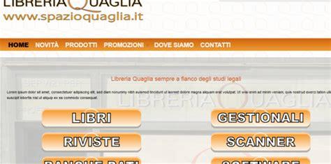 libreria quaglia giacomo li greci web frontend seo dev