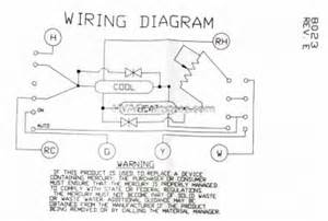duo therm thermostat wiring diagram wedocable