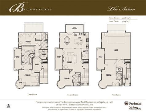 floor plan brochure brochures constructive marketing